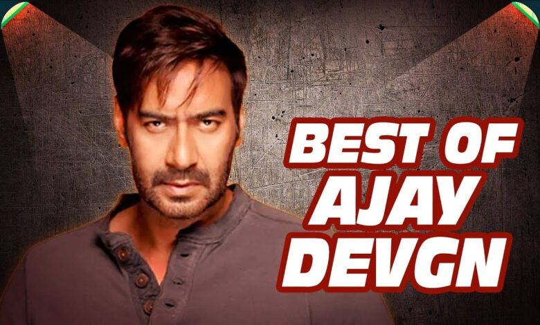 Best Action Movies of Ajay Devgn