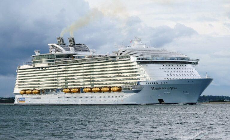Harmony of the Seas-Ezeparking