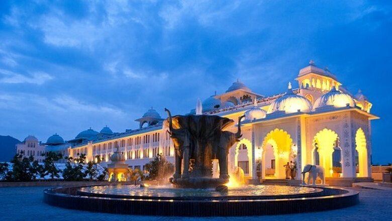 Pleasant Venue to Host a Destination Wedding in Udaipur