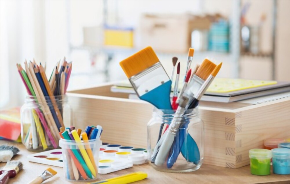 Expressions And Crafts Tips to urge Started