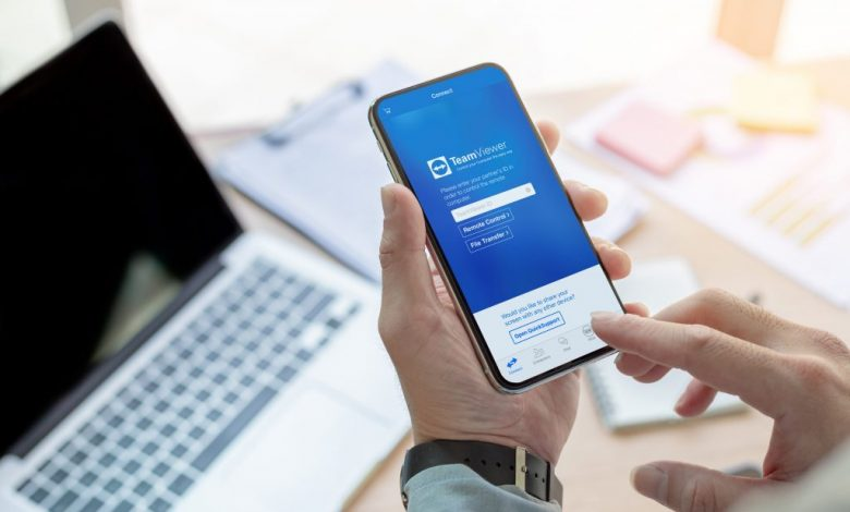 How to Access Your Computer from Your iPhone using Team Viewer