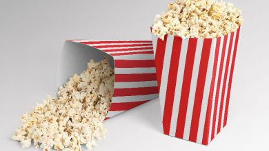 Photo of From popcorn cones to custom popcorn boxes