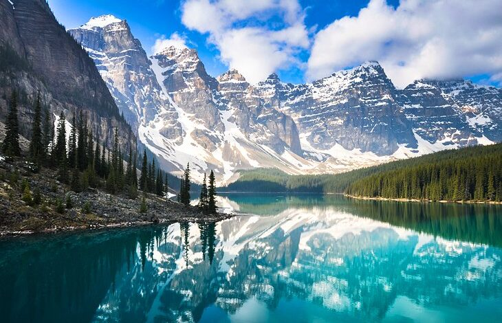10 Most Breathtaking Views in Canada