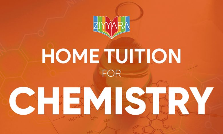 Online Home Tuition For Chemistry
