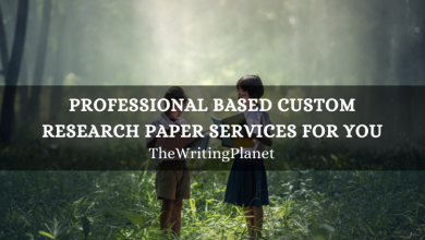 Photo of Professional based Custom Research Paper services for you