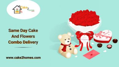 Photo of Same Day Cake And Flowers Combo Delivery In Ahmedabad