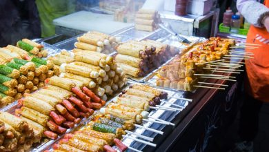Photo of ASIA'S 10 GREATEST STREET FOOD CITIES