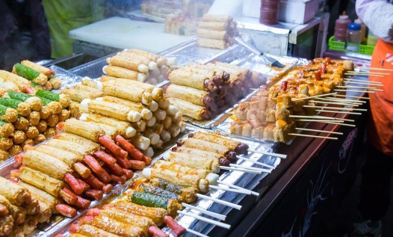 ASIA'S 10 GREATEST STREET FOOD CITIES