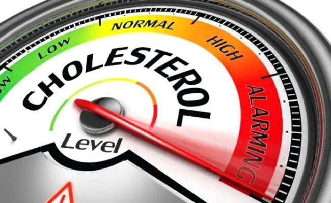 cholesterol low and good health