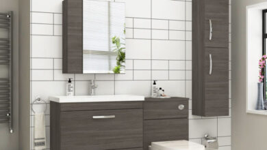 Photo of Get some wisdom about the bathroom storage cabinets