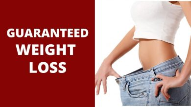 Photo of Guaranteed Weight Loss in Short time Span – Guide