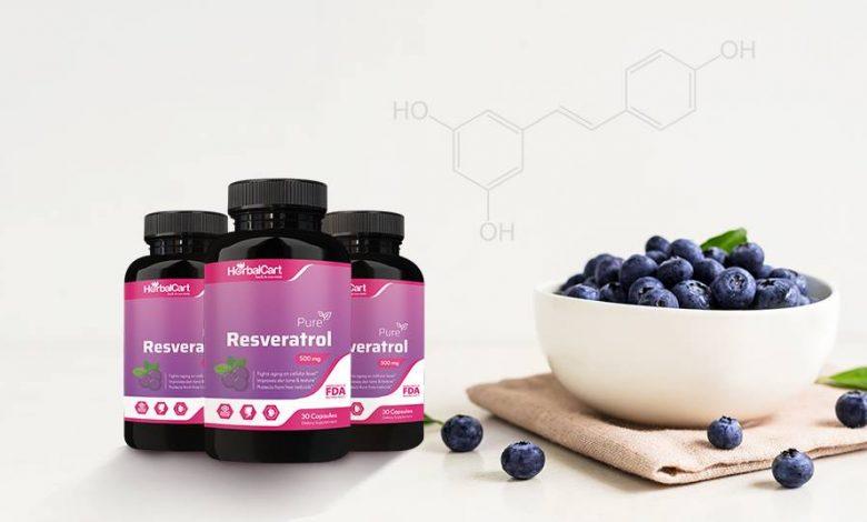 HerbalCart Resveratrol
