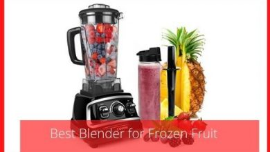 Photo of Would I be able to place a frozen organic product in a blender?