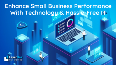 Photo of Enhance Small Business Performance With Technology & Hassle-Free IT
