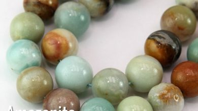 Photo of Amazonite Beads For Jewelry Making