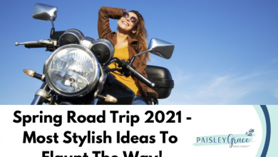 Photo of Spring Road Trip 2021 – Most Stylish Ideas to Flaunt the Way!