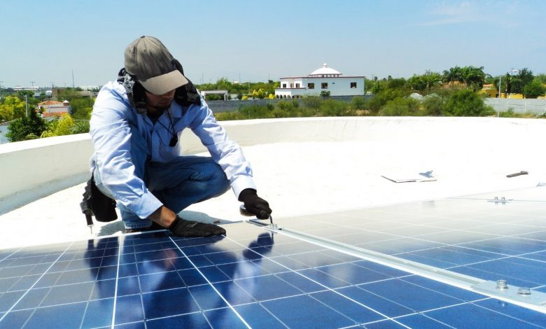 Solar Panel Installations at Home