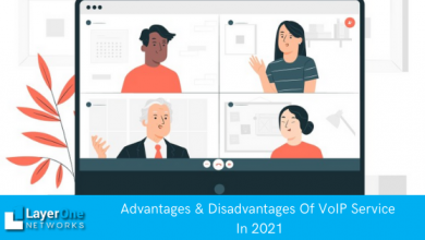 Photo of Advantages & Disadvantages Of VoIP Service In 2021