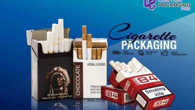 Photo of Wonderful Cigarette Packaging Options for Promotion at Festivals