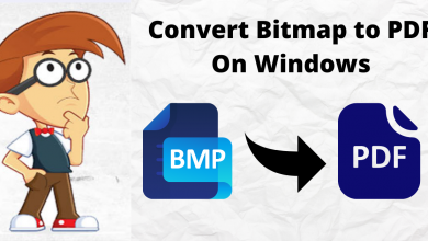 Photo of Convert Bitmap to PDF On Windows 10   5 Step Conversion Guide