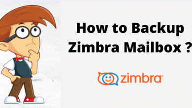 Photo of Backup Zimbra Mailbox | Complete Guide Explained 2021