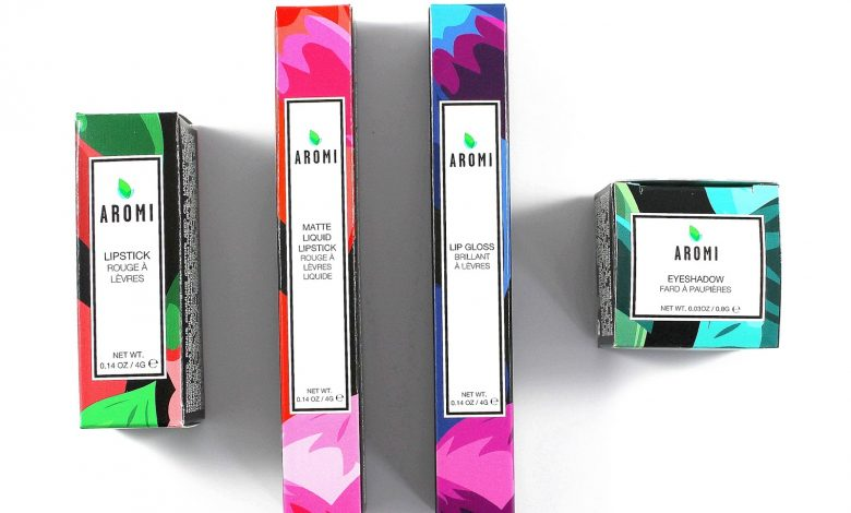 Lip Gloss Packaging Boxes