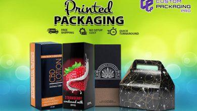 Photo of Printed Packaging