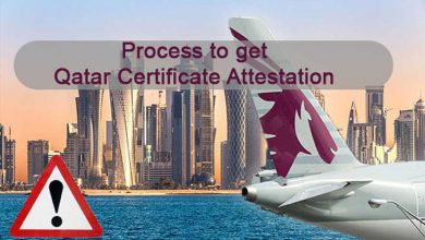 Photo of Process to get Qatar Certificate Attestation