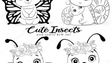 Photo of Learning Baby Coloring Pages to Print With Step By Step