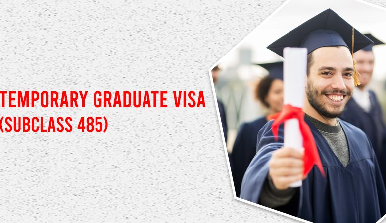 Temporary Graduate Visa 485