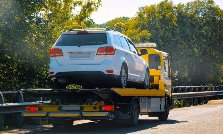 Towing Service in Buffalo - Featured Image