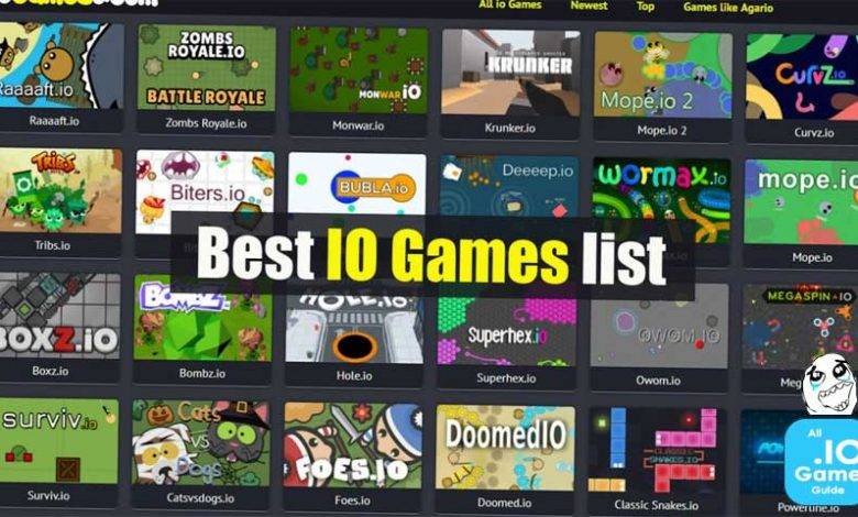 best io games
