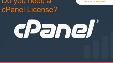 Photo of Do you need a cPanel License?
