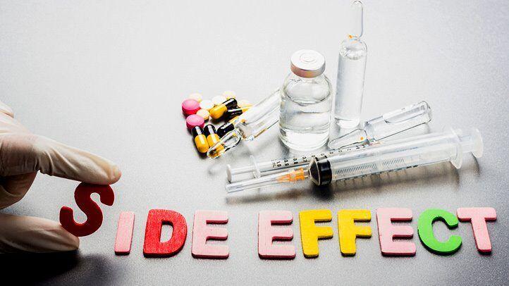 Side effects of Rheumatic Arthritis