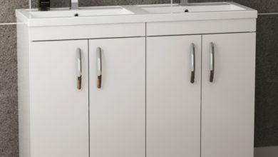 Photo of Freestanding Bathroom Cabinet- A Great Way to Add Storage with Style