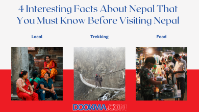 Photo of 4 Interesting Facts About Nepal That You Must Know Before Visiting Nepal