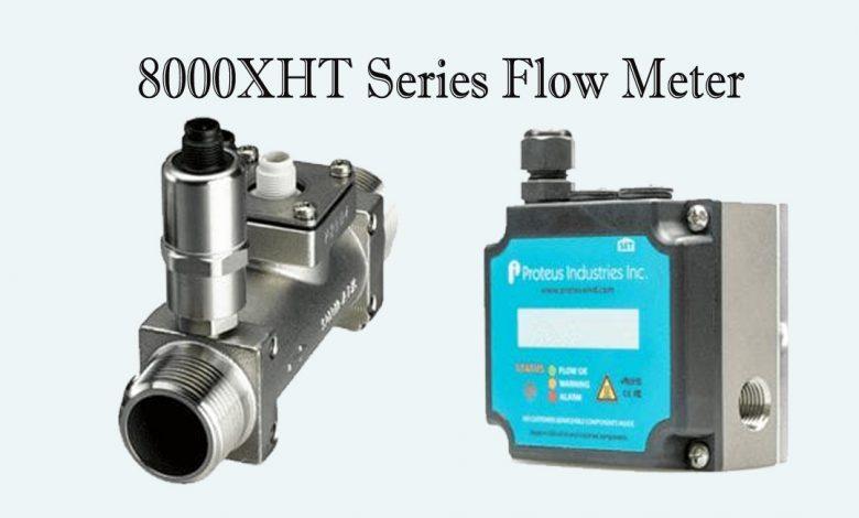 8000- Extreme Sensitive 8000xht Series Liquid Flow Meter