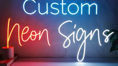 Photo of Custom Neon Signs ideas for Business