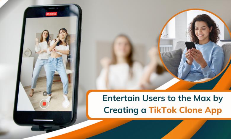 TikTok Clone App Development