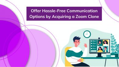 Photo of Offer Hassle-free Communication Options by Acquiring a Zoom Clone App