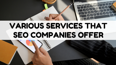 Photo of WHAT ARE THE VARIOUS SERVICES THAT SEO COMPANIES OFFER?