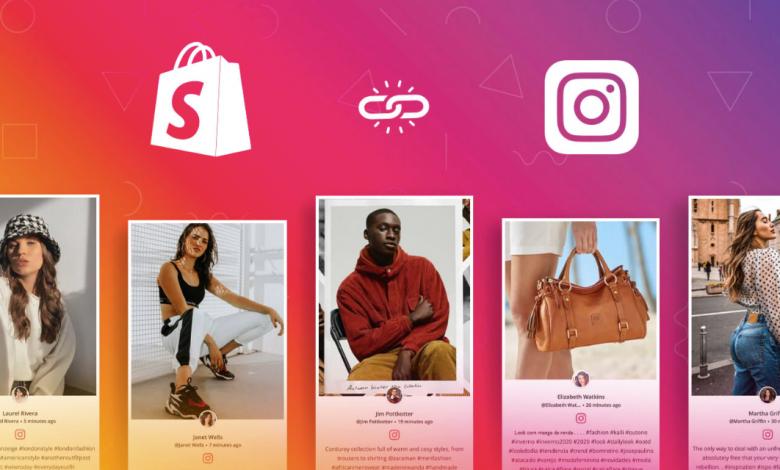 Instagram Posts on Shopify
