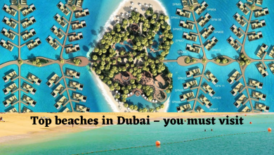Photo of Top beaches in Dubai – You must visit!