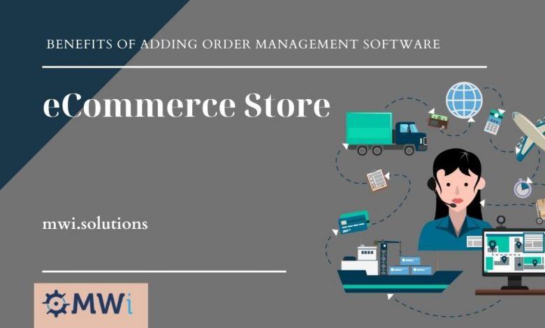 Order Management Software
