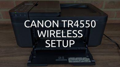 Photo of How Do I Setup My Canon Printer tr4500?