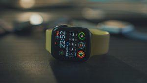 Featured smartwatch