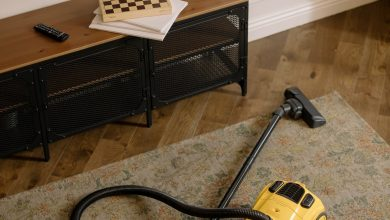 Photo of VACUUM CLEANERS AND THEIR MANIPULATION