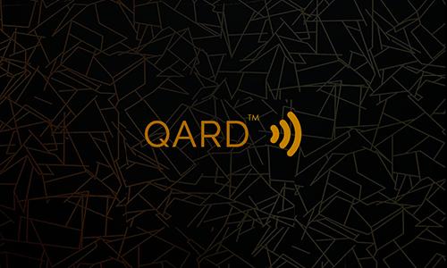 qard digital business card