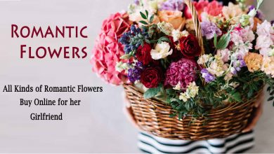 Photo of All Kinds of Romantic Flowers buy Online for Girlfriend