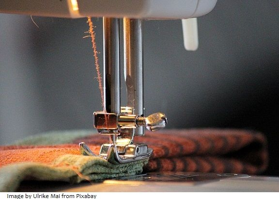 sewing thick fabrics
